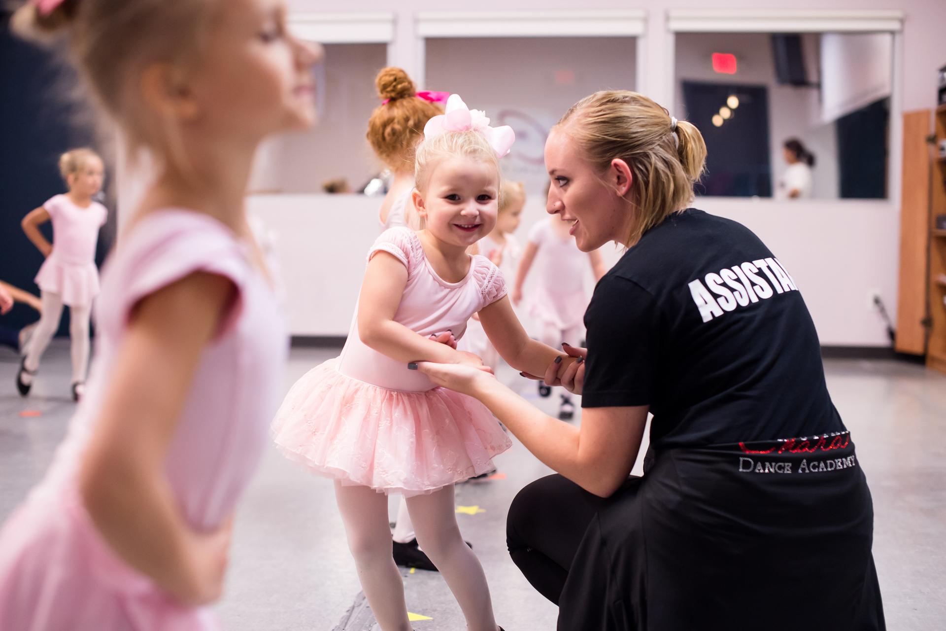home page slider image chara christian dance academy