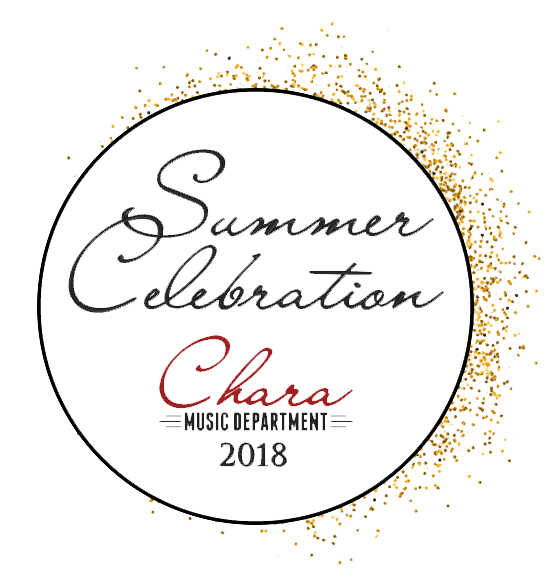 music department 2018 recital summer celebration