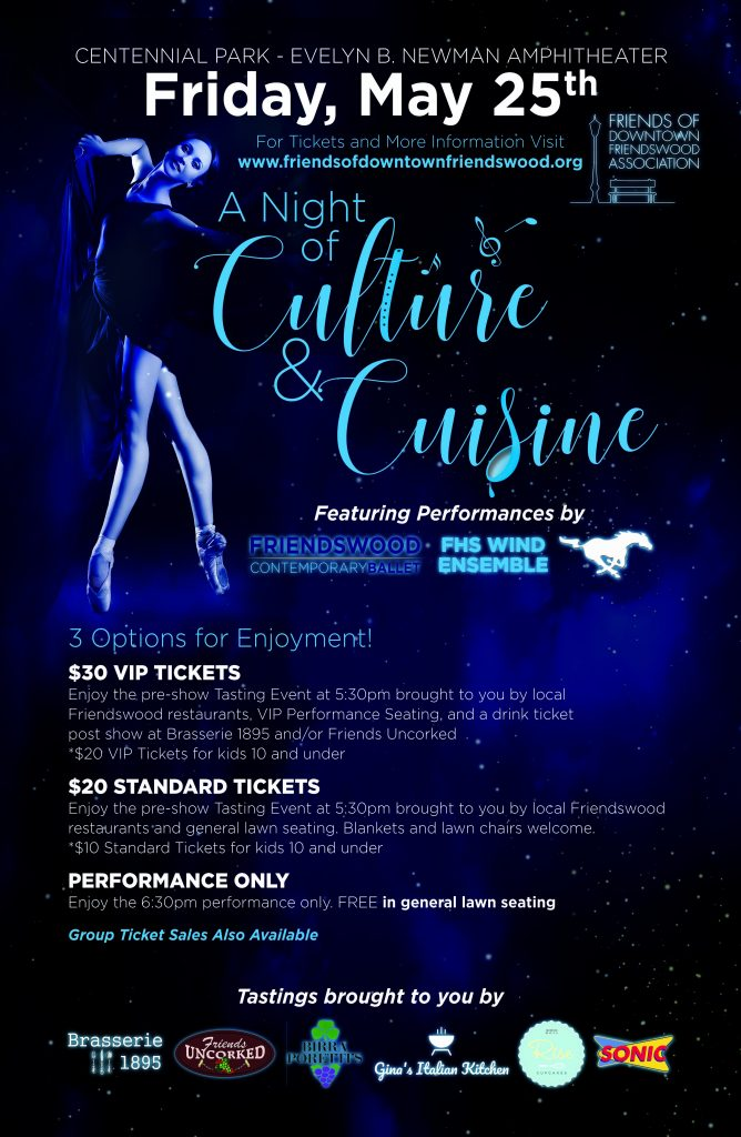 Chara Christian Dance Academy Night of Culture and Cuisine