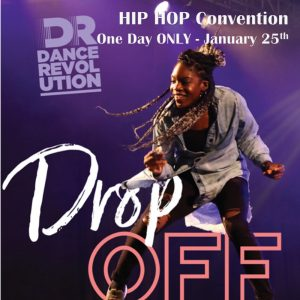 Drop off Hip Hop Convention