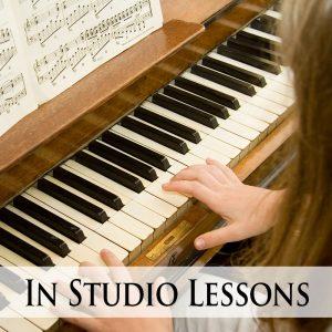 In Studio Lessons